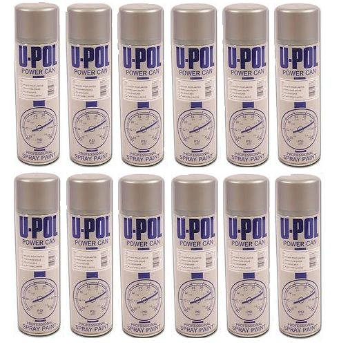 U-POL Grey Primer Aerosol 12 x 500ML