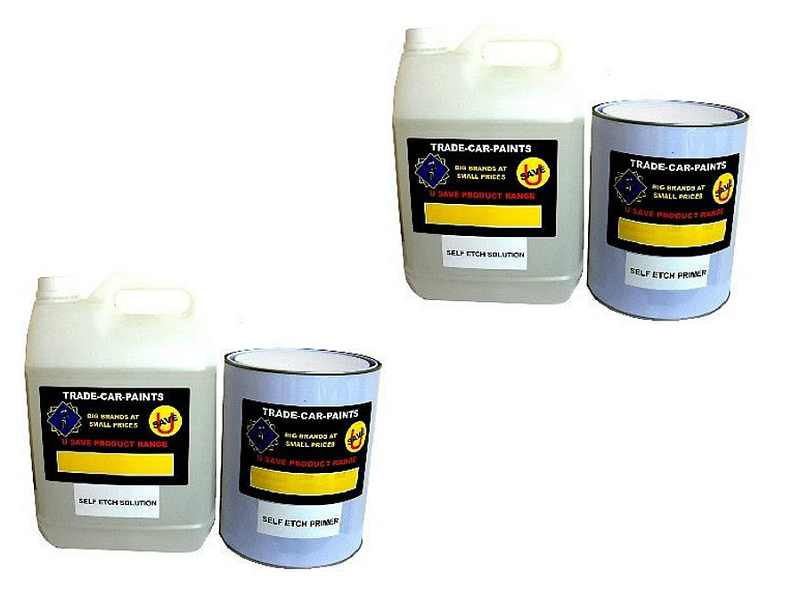 Trade 2K Acid Etch Primer 2 x 8 Litre Kit