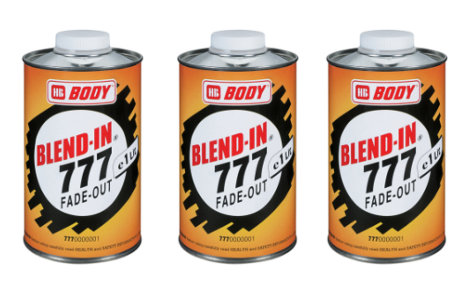 HB Body 777 Fade Out Thinner 3 x 1Litre