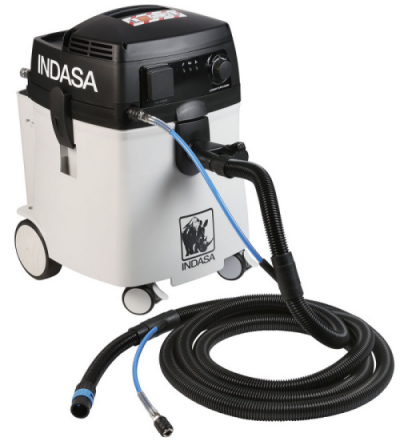 Indasa Dust Extraction Unit 1200w 45LTR Capacity