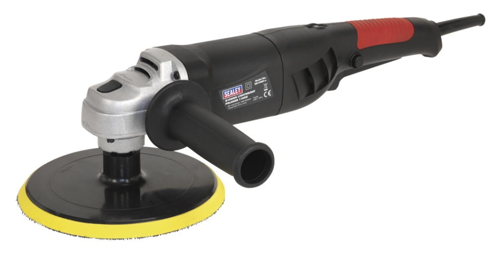 Sealey Lightweight Polisher ER1700P Ø180mm 1100W/230V