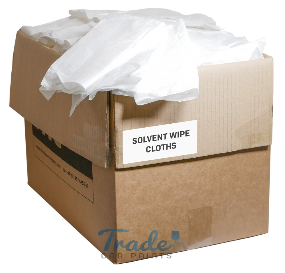 Huge Box Solvent Resistant Wipes 400 Cloths