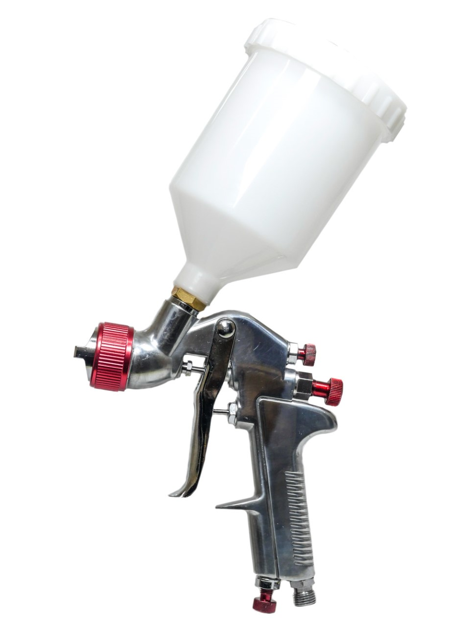 Starchem Gravity Feed Spray Gun 1.4mm or 1.8mm